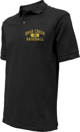Bear Creek High School Embroidered Polo Shirts