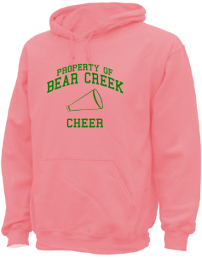 Bear Creek School Hoodies
