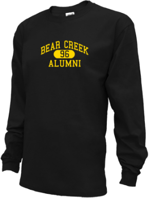 Bear Creek School Long Sleeve Shirts