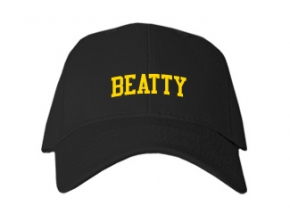 Beatty High School Kid Embroidered Baseball Caps