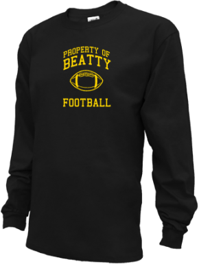 Beatty High School Kid Long Sleeve Shirts
