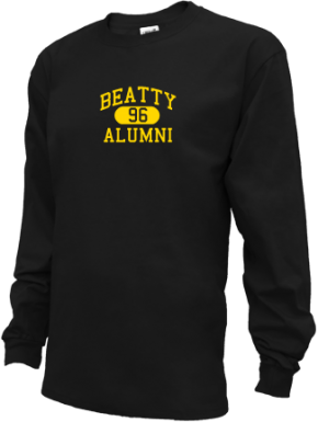 Beatty High School Long Sleeve Shirts