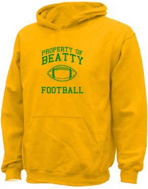 Beatty High School Kid Hooded Sweatshirts
