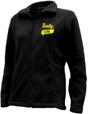 Beatty Middle School Embroidered Fleece Jackets