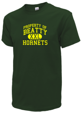 Beatty Middle School Kid T-Shirts