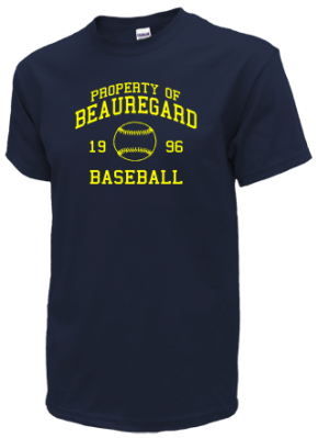 Beauregard High School T-Shirts