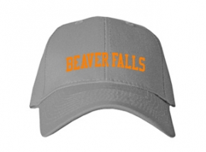 Beaver Falls High School Kid Embroidered Baseball Caps