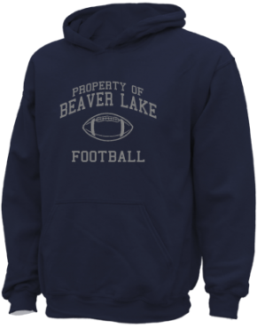 Beaver Lake Middle School Kid Hooded Sweatshirts