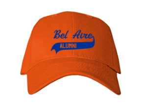 Bel Aire Elementary School Embroidered Baseball Caps