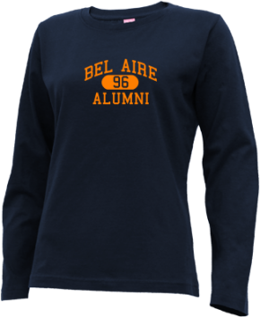 Bel Aire Elementary School Long Sleeve Shirts