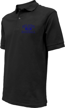 Belaire High School Embroidered Polo Shirts