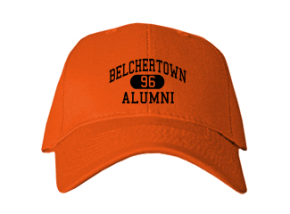 Belchertown High School Embroidered Baseball Caps