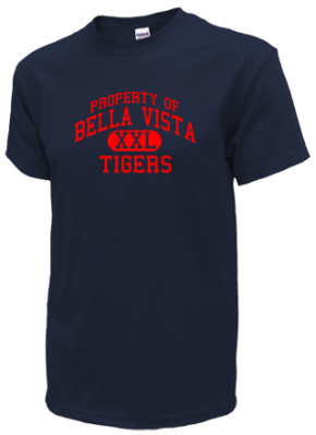 Bella Vista Elementary School T-Shirts
