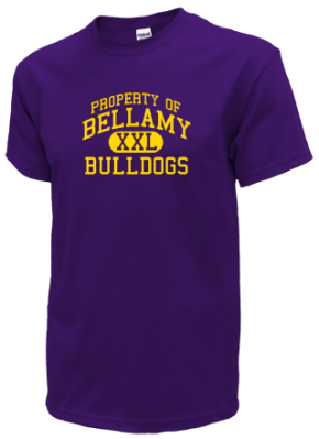 Bellamy Middle School T-Shirts