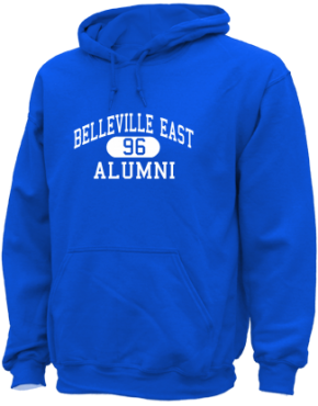 Belleville East High School Hoodies