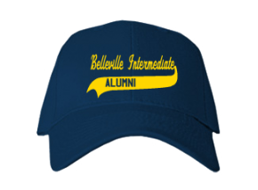 Belleville Intermediate School Embroidered Baseball Caps
