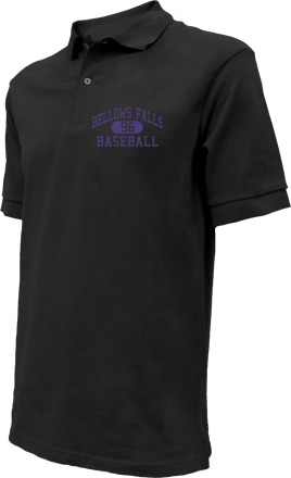 Bellows Falls High School Embroidered Polo Shirts