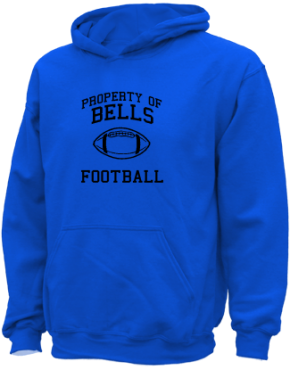 Bells Elementary School Kid Hooded Sweatshirts