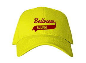 Bellview Elementary School Embroidered Baseball Caps