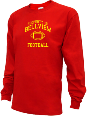 Bellview Elementary School Kid Long Sleeve Shirts