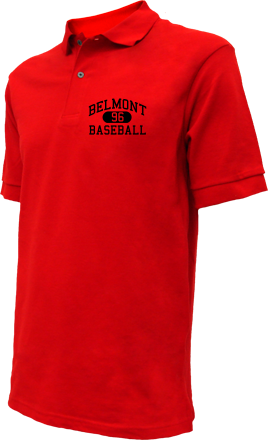 Belmont High School Embroidered Polo Shirts