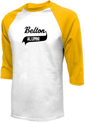 Belton Middle School Raglan Shirts