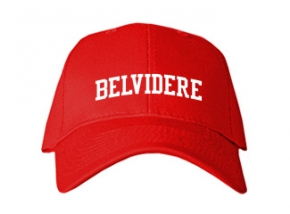 Belvidere High School Kid Embroidered Baseball Caps
