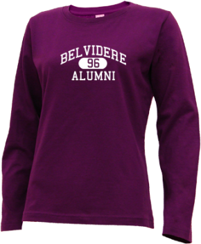 Belvidere Junior High School Long Sleeve Shirts