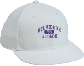 Belvidere Junior High School Flat Visor Caps