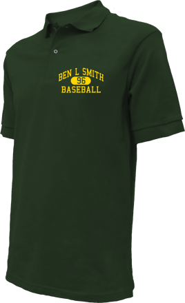 Ben L Smith High School Embroidered Polo Shirts