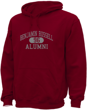 Benjamin Russell High School Hoodies