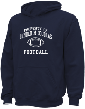 Benold M Douglas Middle School Kid Hooded Sweatshirts
