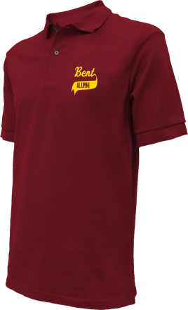 Bent Elementary School Embroidered Polo Shirts