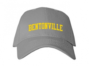 Bentonville High School Kid Embroidered Baseball Caps