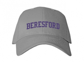 Beresford Elementary School Kid Embroidered Baseball Caps