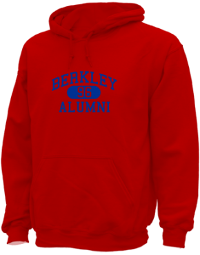 Berkley High School Hoodies