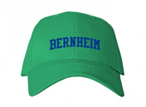 Bernheim Middle School Kid Embroidered Baseball Caps