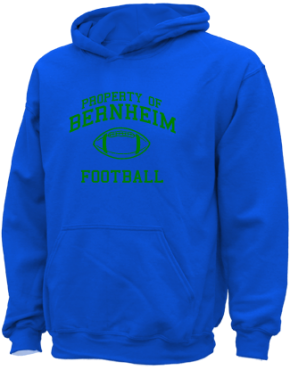 Bernheim Middle School Kid Hooded Sweatshirts