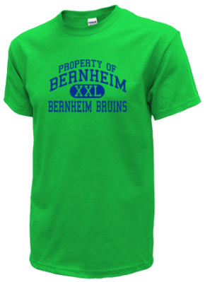 Bernheim Middle School Kid T-Shirts