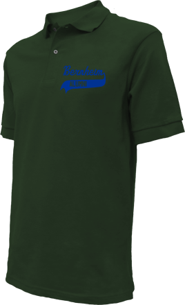Bernheim Middle School Embroidered Polo Shirts