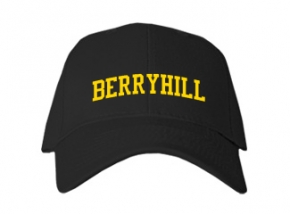 Berryhill High School Kid Embroidered Baseball Caps
