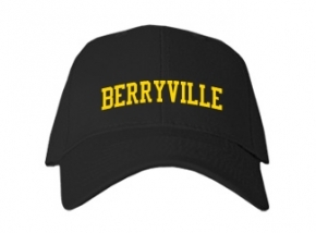 Berryville High School Kid Embroidered Baseball Caps