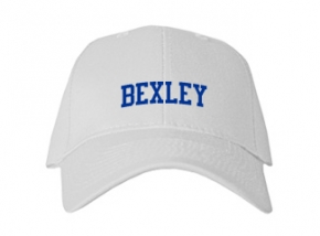 Bexley Middle School Kid Embroidered Baseball Caps