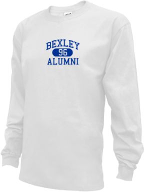 Bexley Middle School Long Sleeve Shirts