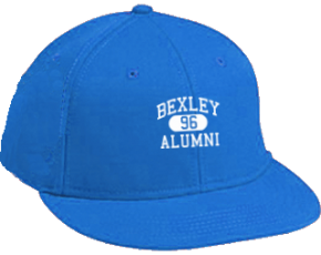 Bexley Middle School Flat Visor Caps