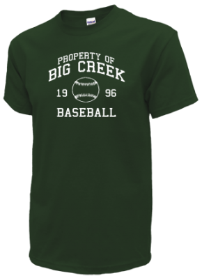 Big Creek High School T-Shirts