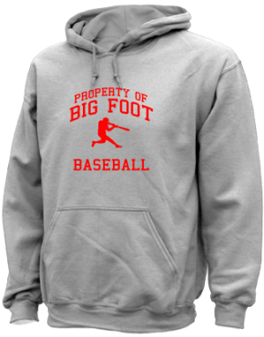 Big Foot High School Hoodies