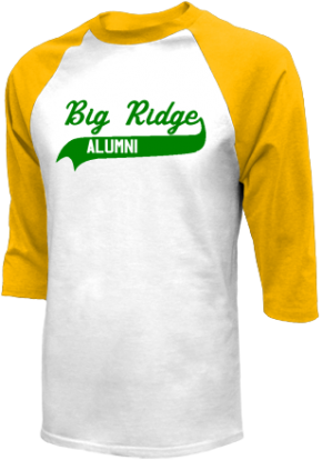 Big Ridge Elementary School Raglan Shirts