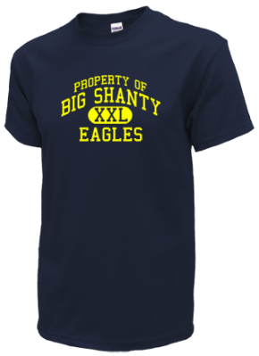 Big Shanty Elementary School Kid T-Shirts