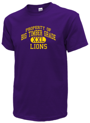Big Timber Grade School T-Shirts